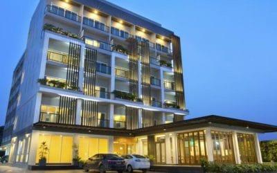 โรงแรมที่พักในจังหวัดอุบลราชธานี